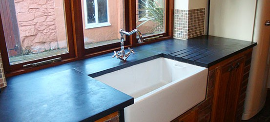 Slate Worktops And Counters Welsh Slate Products Welsh